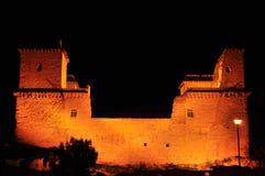 Il castello in Diosgyor, città di Miskolc Fotografia Stock