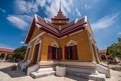 Il castello Nakornluang fotografia stock libera da diritti