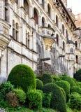 Il castello Royal de Blois fotografia stock libera da diritti