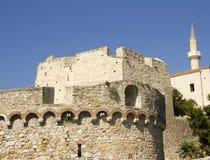 Il castello storico di Cesme Fotografie Stock Libere da Diritti