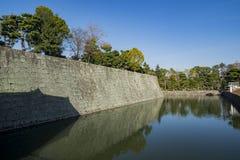 Il castello storico di Nijo Immagini Stock Libere da Diritti