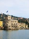 Il castello sul mare Immagini Stock