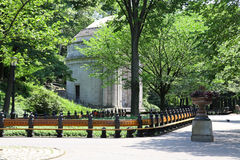 Il Central Park Immagini Stock