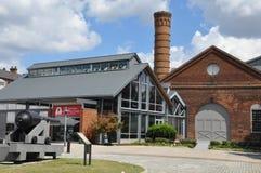 Il centro americano della guerra civile a Richmond, la Virginia immagini stock libere da diritti