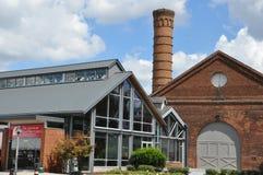 Il centro americano della guerra civile a Richmond, la Virginia immagini stock