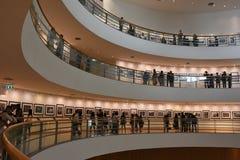 Il centro BACC di arte e della cultura di Bangkok, il 14 novembre 2016: immagine stock