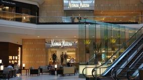 Il centro commerciale alle brevi colline nel New Jersey immagine stock