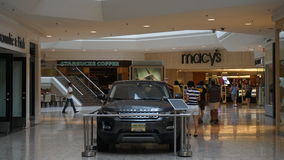 Il centro commerciale alle brevi colline nel New Jersey fotografia stock