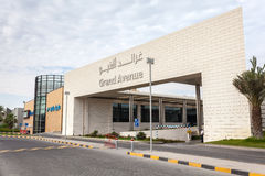 Il centro commerciale dei viali nel Kuwait, Medio Oriente Immagini Stock