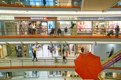 Il centro commerciale del centro di Nevsky Fotografia Stock