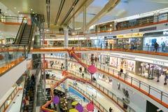 Il centro commerciale del centro di Nevsky Immagini Stock Libere da Diritti