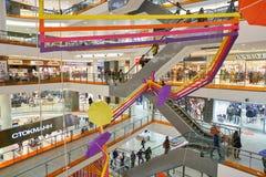 Il centro commerciale del centro di Nevsky Fotografie Stock Libere da Diritti