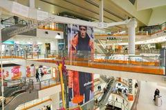 Il centro commerciale del centro di Nevsky Fotografia Stock Libera da Diritti