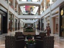 Il centro commerciale di Westchester in White Plains, New York Immagine Stock