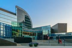Il centro del Kentucky per le arti dello spettacolo Immagine Stock