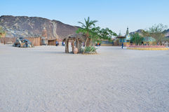 Il centro del villaggio Fotografie Stock
