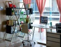 Centro di affari in hotel Fotografie Stock