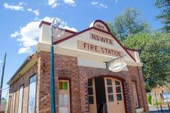Il centro di arti della Comunità di NSWFB ha conosciuto localmente come vecchia caserma dei pompieri del 'the fotografie stock