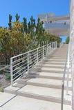 Il centro di Getty - Los Angeles Immagine Stock Libera da Diritti
