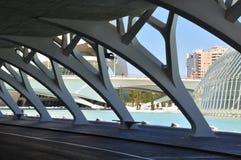 Il centro di Valencia Immagine Stock Libera da Diritti