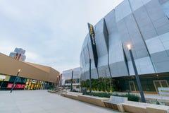 Il 1 centro dorato famoso Fotografia Stock