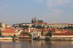 Il centro storico di Praga, repubblica Ceca immagini stock libere da diritti