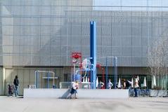 Il centro svizzero Technorama di scienza a Winterthur, Svizzera immagini stock libere da diritti