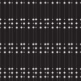 Il cerchio e la stella bianchi sulla linea verticale modellano il fondo illustrazione vettoriale