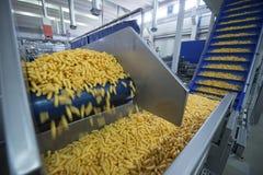 Il cereale soffia fabbrica Fotografia Stock Libera da Diritti