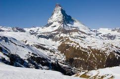 Il Cervino, alpi, Svizzera immagine stock