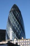 Il cetriolino famoso a Londra Fotografia Stock