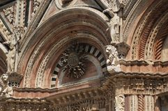 Il Chahedral di Siena Fotografia Stock Libera da Diritti