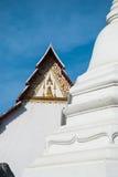 Il Chedi della provincia di SUPHANBURI in TAILANDIA Immagine Stock Libera da Diritti