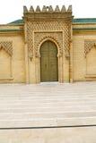 il chellah nella vecchia porta romana del Marocco Africa immagine stock