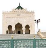 il chellah in vecchi monumen deteriorati romani del Marocco Africa fotografia stock libera da diritti