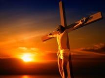 Il Christ Fotografia Stock