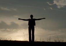 Il cielo è il limite Immagini Stock Libere da Diritti