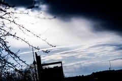 Il cielo è il limite fotografie stock libere da diritti