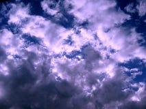 Il cielo Immagine Stock