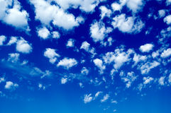 Il cielo. Fotografia Stock Libera da Diritti