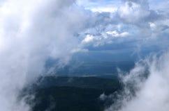 Il cielo Fotografia Stock Libera da Diritti