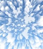 Il cielo Immagini Stock