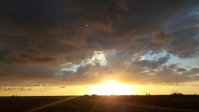 Il cielo attende fotografia stock libera da diritti