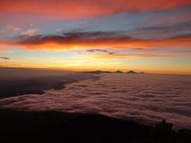Il cielo bello Fotografia Stock Libera da Diritti