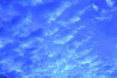 Il cielo blu immagini stock libere da diritti