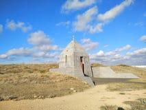 Il cielo di Sebastopoli del sole dell'estate della Crimea si appanna il viaggio Immagini Stock Libere da Diritti