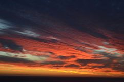 Il cielo sogna IV fotografie stock