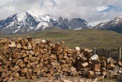 Il Cile Immagine Stock Libera da Diritti