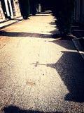 Il cimitero dei piaceri, Lisbona Portogallo Fotografie Stock Libere da Diritti