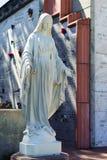 Il cimitero di St Mary Immagine Stock